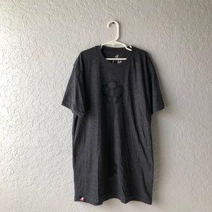 Dark Gray, Glamour Kills Logo Tee, S